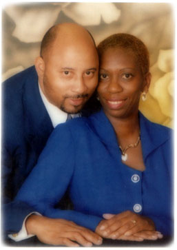 Pastor & the Elect Lady Franks